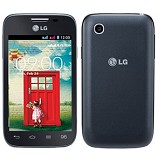 LG L40 Dual [D170] - Black - Smart Phone Android